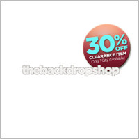 CLEARANCE - VINYL - 5ft x 5ft Solid White Photography Backdrop - Plain White Background for Pictures - Item 099