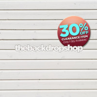 CLEARANCE - VINYL - 5ft x 5ft White Wall Photography Backdrop or Portable Wood Floor Mat - Newborn or Maternity Portraits - Item 576