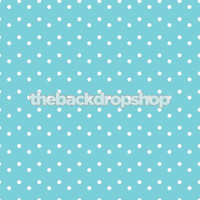 Light Blue Backdrop for newborns  - Item 595