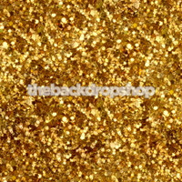 Gold Glitter Photobooth Backdrop - Prom Picture Photoshoot Background -  Photography Drop - Item 655