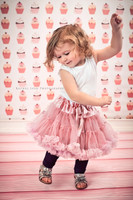 Cupcake Party Theme Photo Backdrop - Item 734