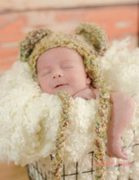 Barn Wood Floor Mat for Newborn Photography - Travel Photography Flooring or Backdrop - Item 748