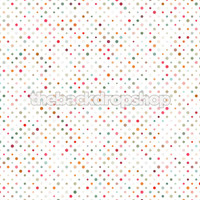 Polka Dot Photo Backdrop - Item 1063