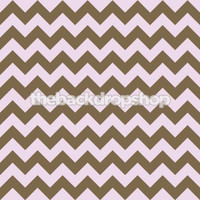 Chevron Zig Zag Photography Backdrop - Lavender and Brown  Photo Background - Item 1172