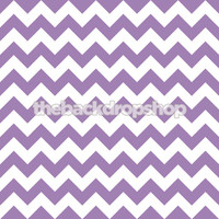 Purple and White Chevron Photography Backdrop  - Item 1207