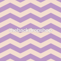 Zig Zag Photo Backdrop - Purple and Pink Chevron Photography Background - Item 1265