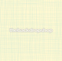 Ivory and Blue Linen Photography Backdrop - Item 1339