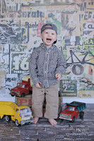Newspaper Clipping Photography Backdrop - Magazine Clippings Photo Back Drop - Item 1399