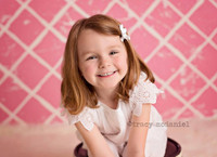 Pink Newborn Backdrop for Photography  - Item 1408