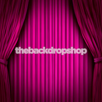 Pink  Hollywood Theater or Magician Photo Prop - Item 1410