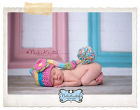 Painted Colorful Frames on Wall Photography Backdrop - Item 1843