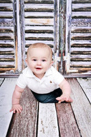 Faded White Wood Photography Backdrop - Weathered Wood Photo Backdrop - Old Painted White Wood Backdrop for Photos - Item 1891