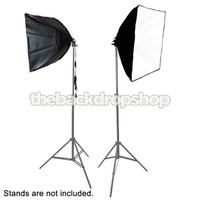 "Soft Studio Light Softbox 2Pcs - 40x60cm / 16""x 24"" - Photography Studio Equipment"