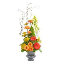 Heaven's Sunset Small Urn