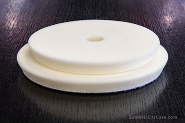 Rupes MILLE White Foam Finishing Pads