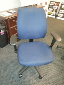 28 ALLSTEEL TROOPER ERGONOMIC WORK CHAIRS