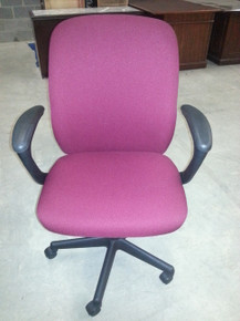 9 USED NATIONAL TRIUMPH ERGONOMIC WORK CHAIRS