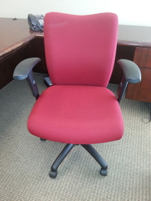 USED 15 KIMBALL ERGONOMIC WORK CHAIRS