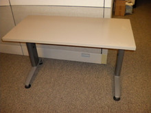 USED 9 MOBILE TRAINING TABLES 24DX48W