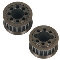 ARC R8.0 18T Belt Pulley-Alu
