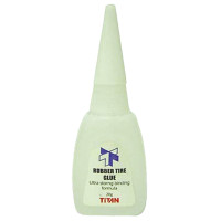 TiTAN Rubber Tire Glue CA