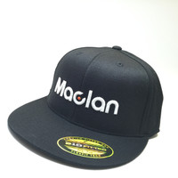 Team Maclan FlexFit Flat Bill Hat