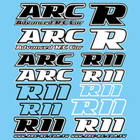 ARC R11 Decal