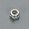 ARC 4mm Nylon Nut (10)