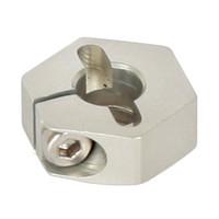 ARC R10 Hex Wheel Hub Alu (2pcs)