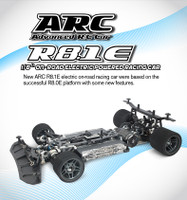 ARC R8.1E Car Kit
