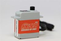 "Xpert RC Micro CI-2401 Aluminum Case ""Super Torque"" High Voltage Brushless Servo"