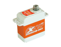 "Xpert RC CM-2301T-HV  450 Class Helicopter Micro Size Full Aluminum ""Super Speed"" Tail Narrow Band Servo"