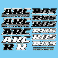 ARC R8S Decal