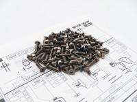 Hiro Seiko XRAY T4'19 Titanium Hex Socket Screw Set