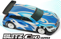 BLITZ C30 1/10 Mini EP High Roof Sedan