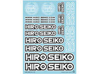 Team HIRO SEIKO Sticker (1 Sheet)