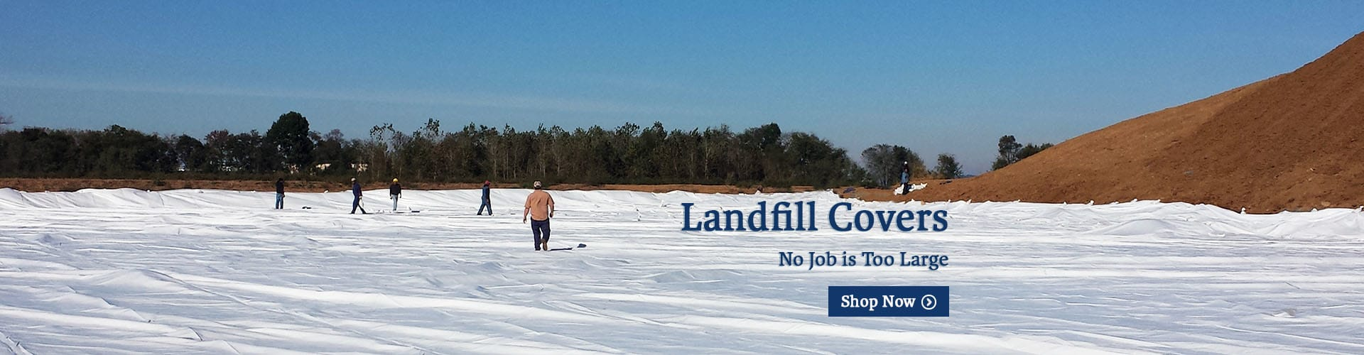 landfill covers - no job is too large