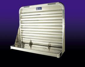 Aluminum Dyna-Drom LSR   by Merritt Equipment Company