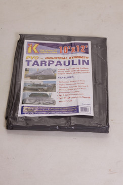 PVC - 10 oz. Vinyl Industrial Strength Tarpaulin