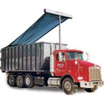 Hy-Tower Waste Tarp Systems