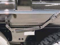 5000 Series SU, Complete Roll Tarp System for Dump Trucks