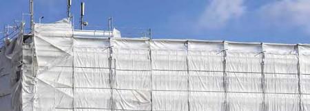 Heavy Duty Reinforced Polyethylene Tarps