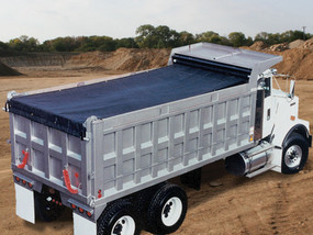 5000 Series SR - with Housing, Complete Roll Tarp System for Dump Trucks