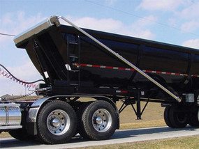 Trailer Bullet, Heavy Duty Trailer Tarp System