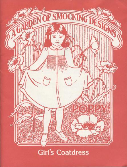 Poppy Smocked Coat dress pattern by Garden of Smocking Designs