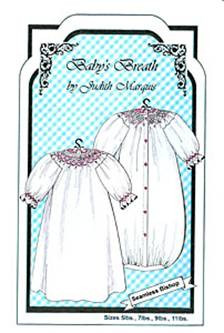 Baby S Breath Smocking Pattern By Judith Marquis