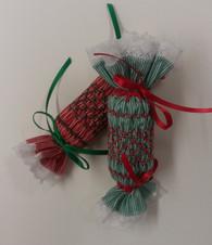 Ready to Smock Mini Christmas Cracker Kits
