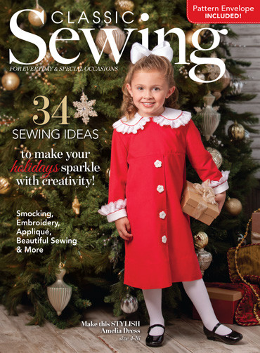 Classic Sewing Magazine issue 4
