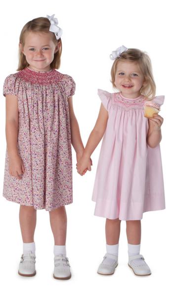 Bishop Dress by Children's Corner - Revised - order dots separately