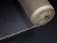 Black Primed Linen Roll